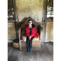 Sitting in the story-tellers chair