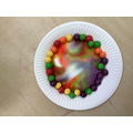 Rainbow skittles