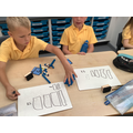 Partitioning tens and ones