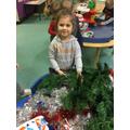 Our Christmas Sensory Tray