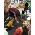 Cosmic Yoga joined by all children