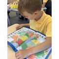 Exploring an atlas