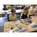 Testing materials for waterproofness