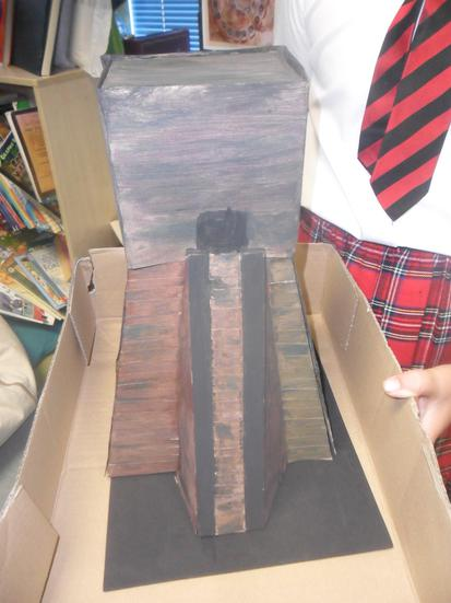 Project Homework: A Mayan Temple Pyramid