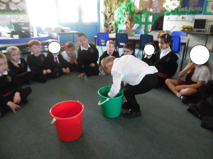 Class bucket competition