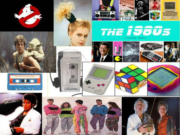 Our next topic is the 1980s.
