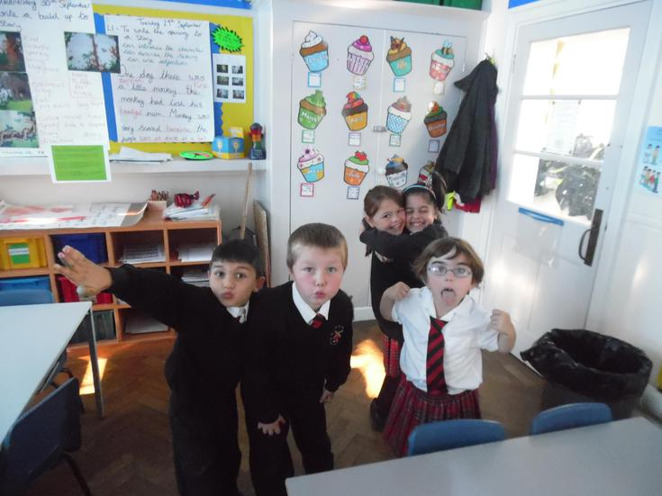 Creating different tableaux's in Literacy