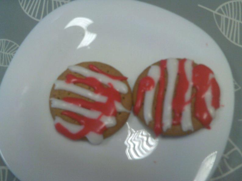 Cat in the Hat biscuits