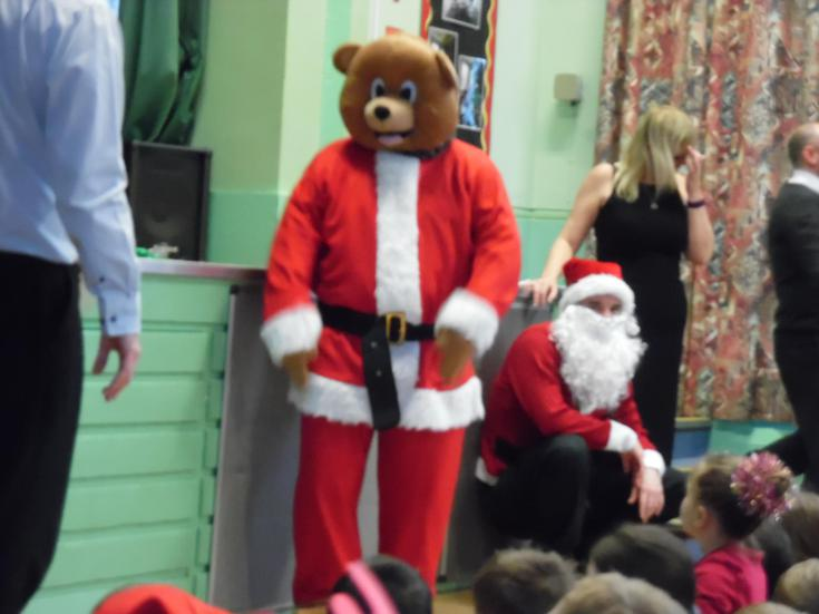 Attendance Ted at our celebration assembly