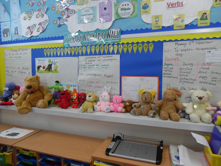 Children In Need Teddy Bear Collection