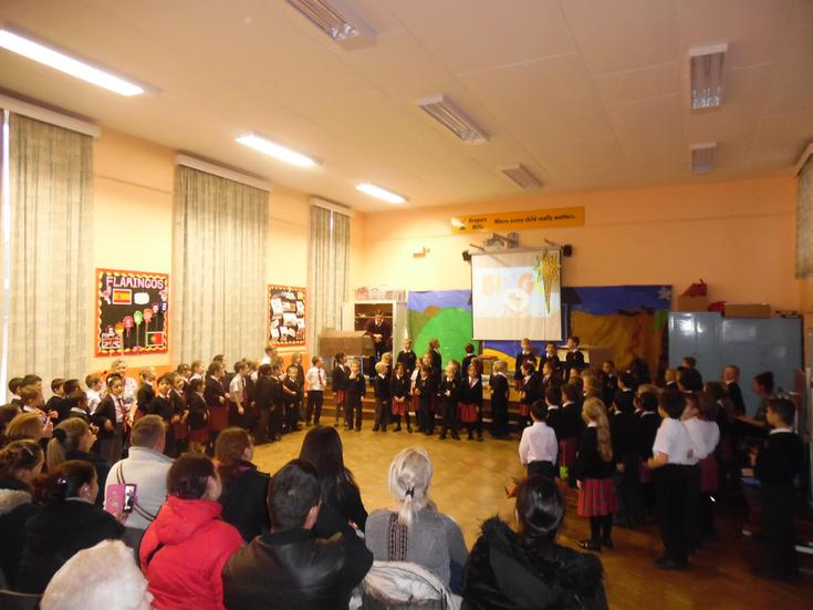 Y2 Showcase - What an amazing turn out!