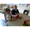 We discussed our favourite toys.