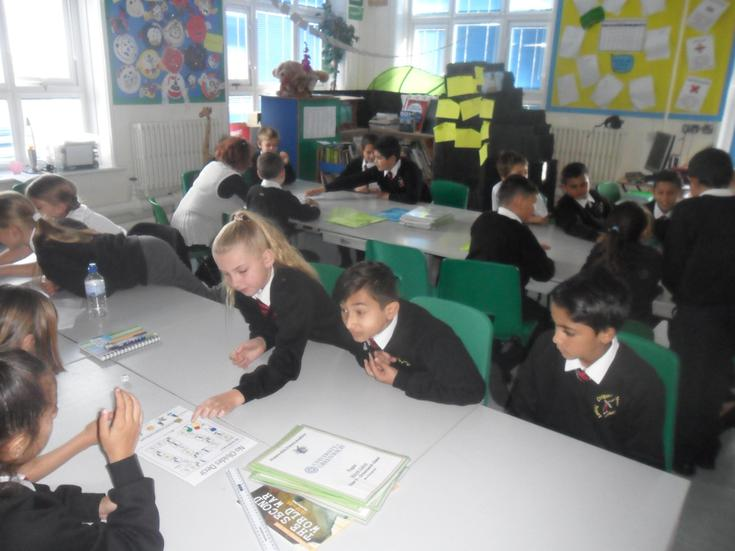 Games are a fun way to revise vocabulary