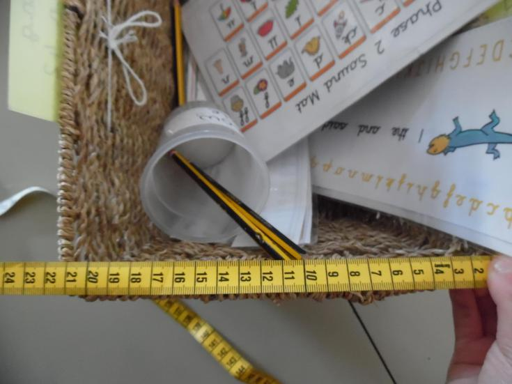 How many centimetres wide?