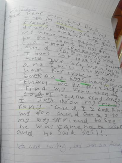Wow! What a great piece of writing.