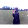 Mr Smith co-ordinated a great Sports Relief day!
