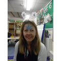 Face painted by Miss Barrett!