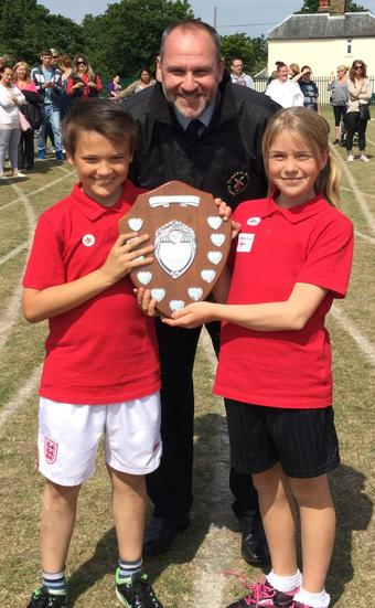 KS2 Winners - England