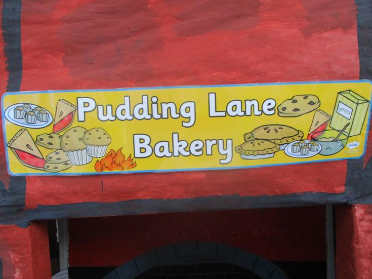 Pudding Lane bakery