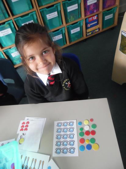 What's the multiplication sentence like?