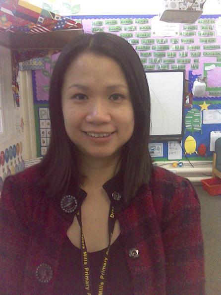 Teaching Assistant- Miss Wong