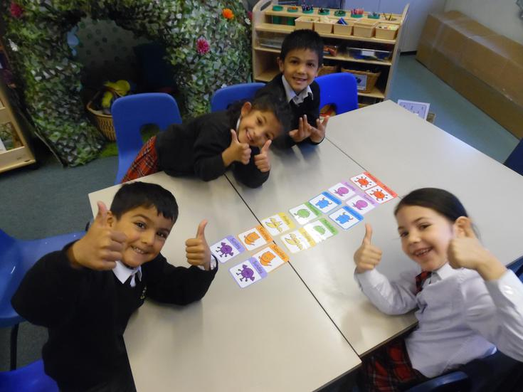 EAL group-Learning the days of the week