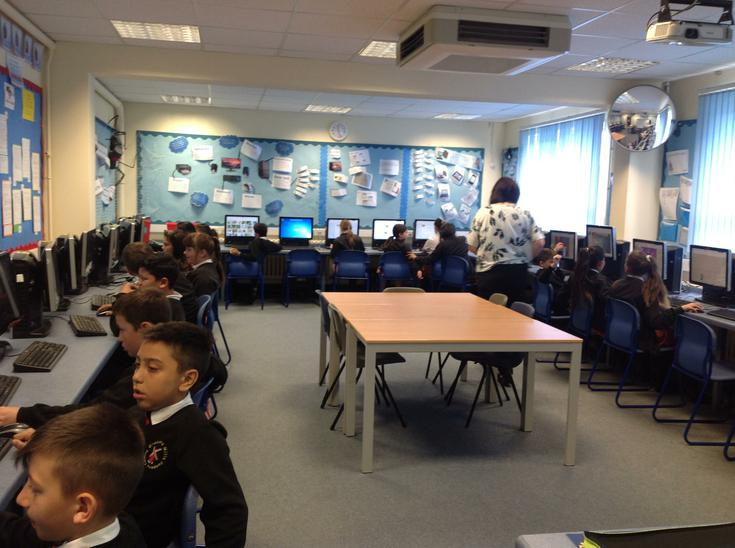 ICT: Researching the Robin Redbreast