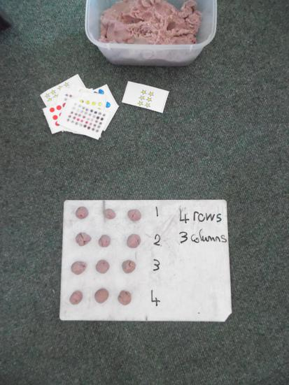 What number sentences can you write?
