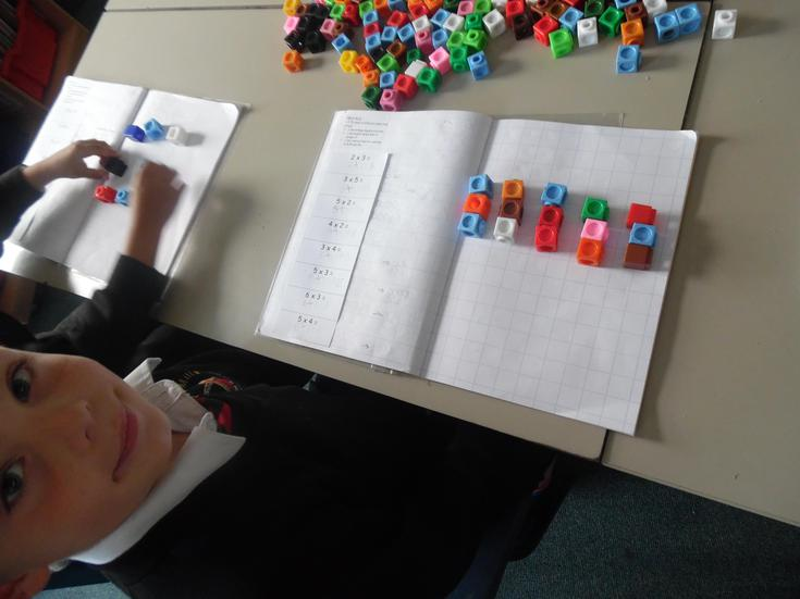 How many different lots of cubes?