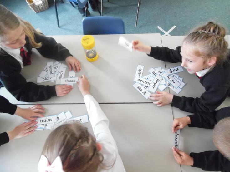 Sorting alien and real words under a minute