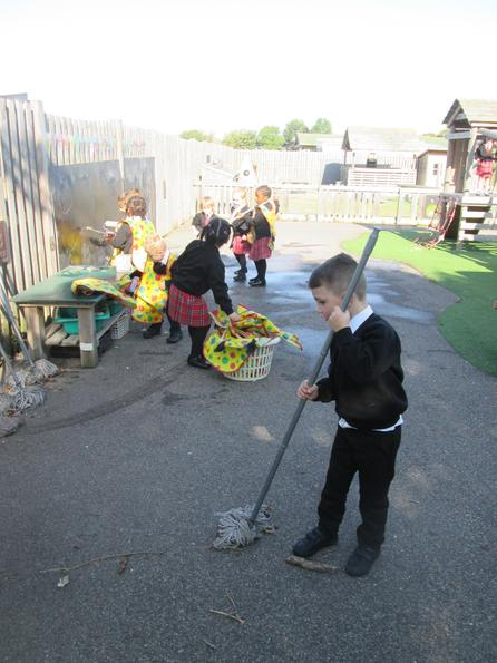 Independent learning-making our marks