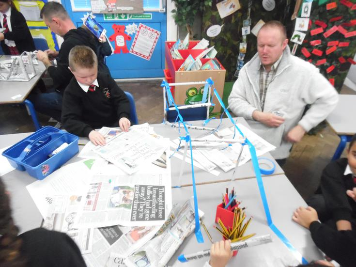 Open Afternoon - thanks to all adults who attended