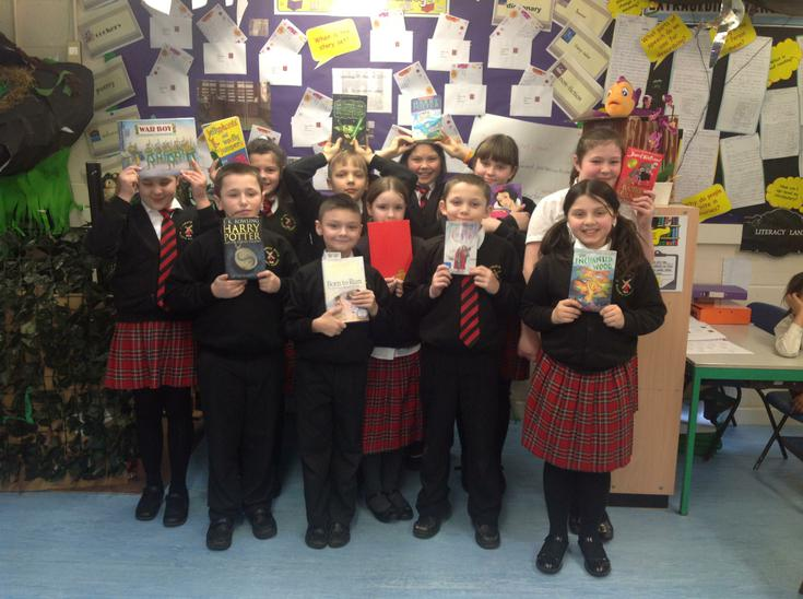 We LOVE reading.......!!!