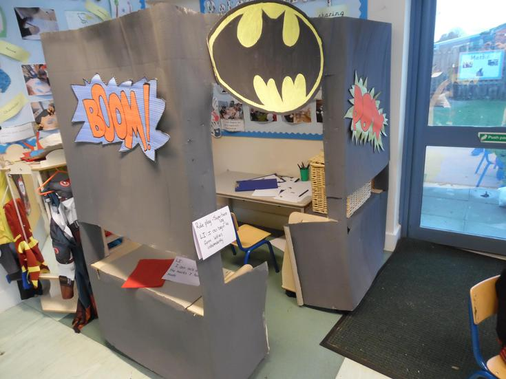 Role-play Batcave