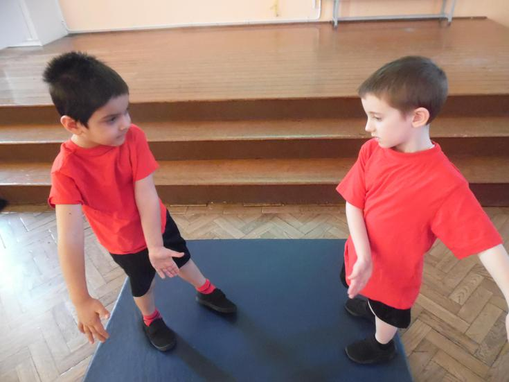 PE positional and directional instructions