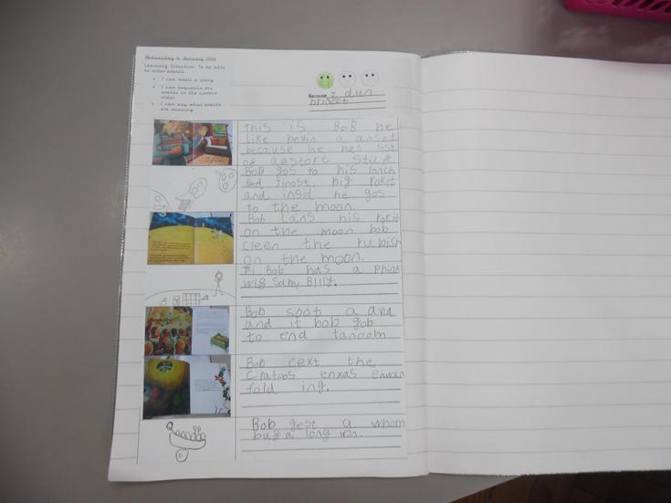 Fantastic writing accomplished in Topic work