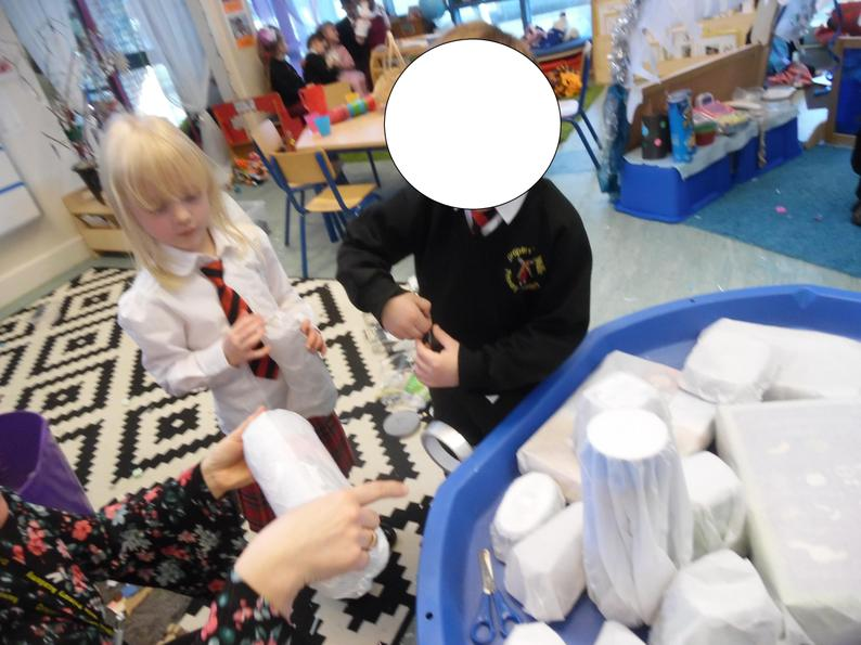 3D shaped icebergs for our Arctic world
