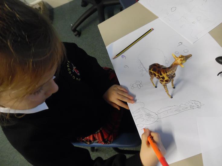 Adding up animal legs