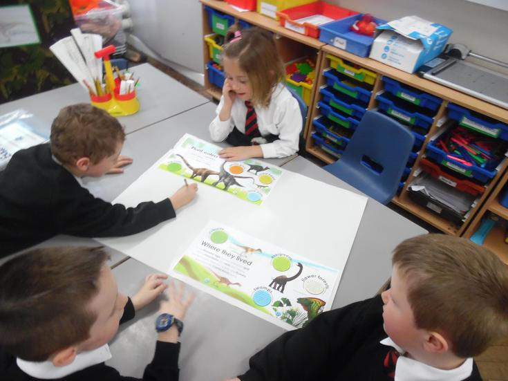 Identifying the key features in literacy