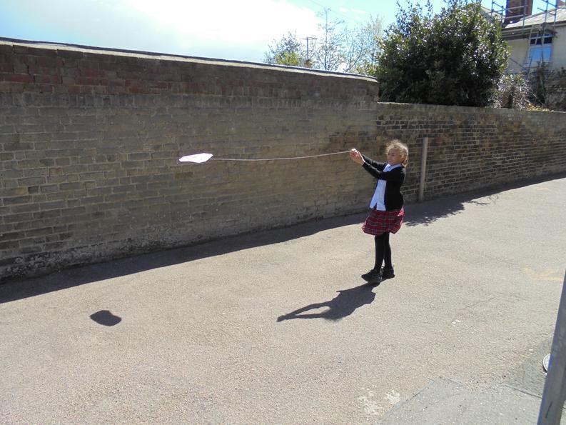 Kite flying !