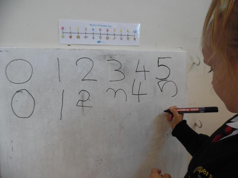 Great number formation