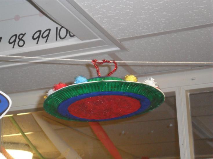 Jack's Unidentified Flying Object.