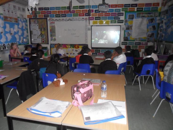 Literacy: learning through film