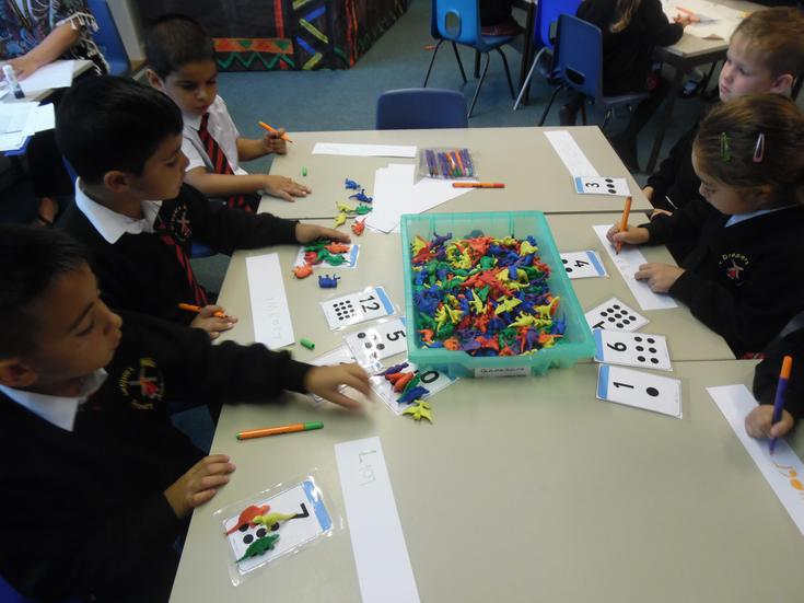 Counting and matching activity
