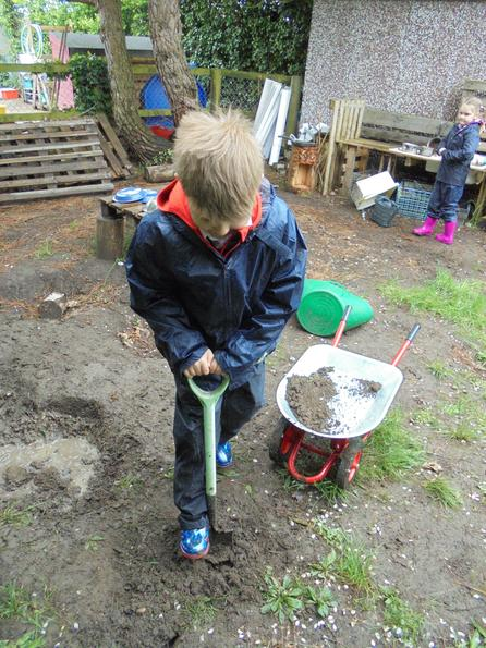 Learning how to dig safely