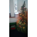 A touch of Christmas in  Puffins