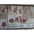 Check out our paintings of the 3 bears.