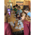 Year 5/6 experiment with acid and alkaline
