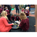 Robins open morning