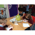 Experimenting with static electricity